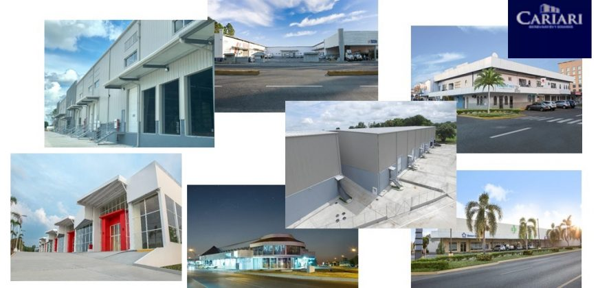 Centrales Parque Logistico