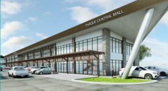 Proyecto comercial Parque Central Mall