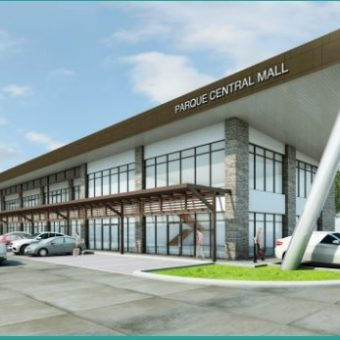 Proyecto comercial Parque Central Mall
