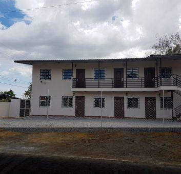 Se alquila nuevos y comodos apartamentos en el área de la Feria David – Chiriqui
