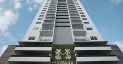 Apartamento de 2 recamaras en el área de San Francisco PH MID PARK