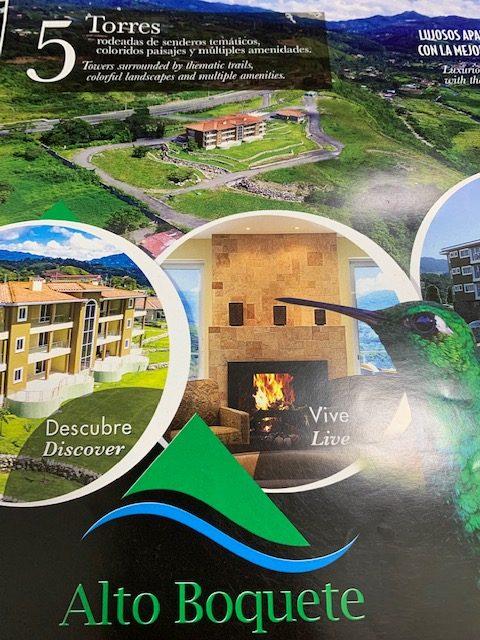 Lujosos apartamentos disponibles en condominios Alto boquete