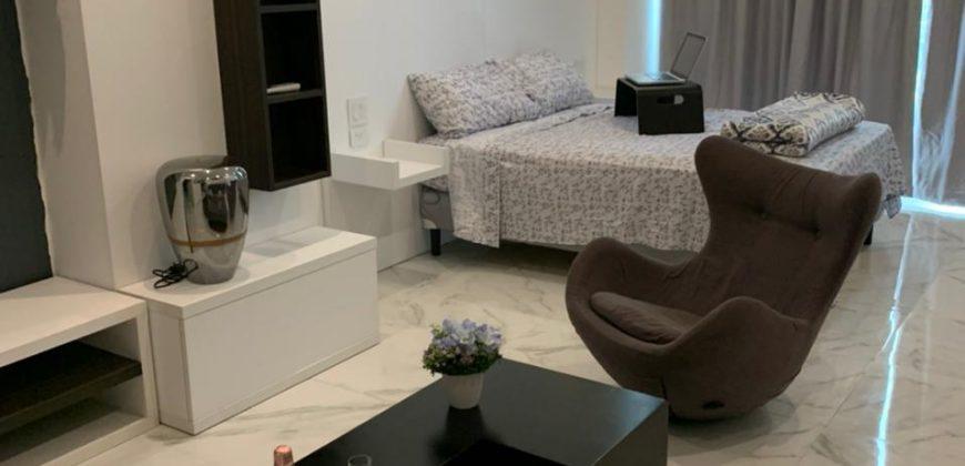 Hermoso apartamento amoblado en el área de Santa Cruz