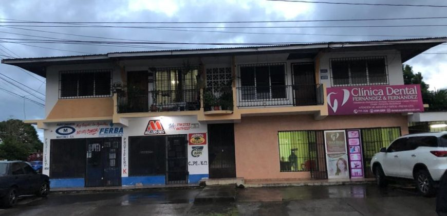 Se alquila apartamento céntrico en el àrea de David – Chiriqui