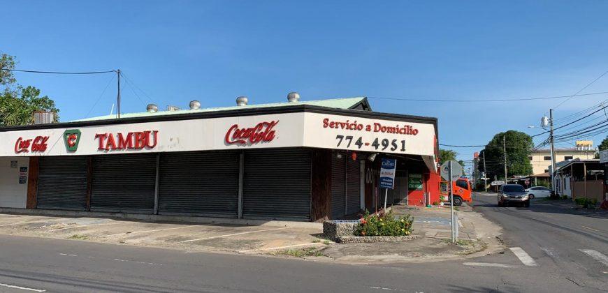 Local en Venta y Alquiler Sobre La Calle 4ta David Chiriqui