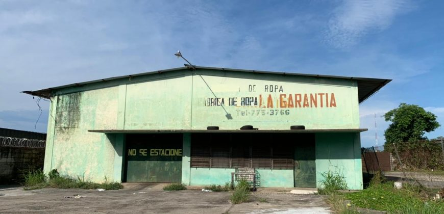 Galera Comercial en Alquiler – Calle 4ta David