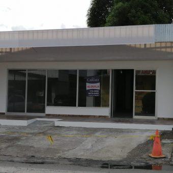 Amplio Local en Alquiler en El Centro de La Ciudad de David